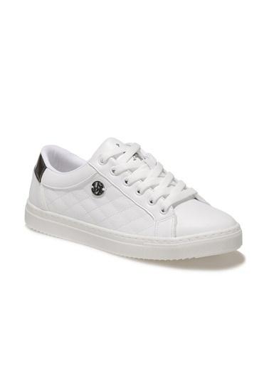 U.S. Polo Assn. Tiggy 1Fx Kadın Sneaker Beyaz